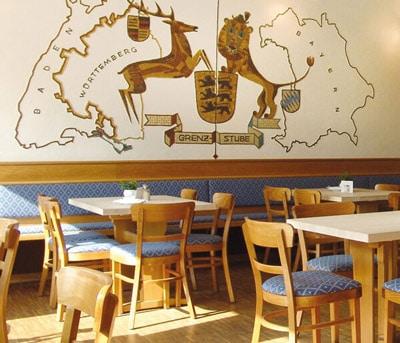 Restaurant Grenzstube in Seligweiler