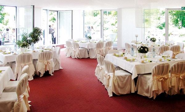 Feierlichkeit im Seligweiler Hotel & Restaurants