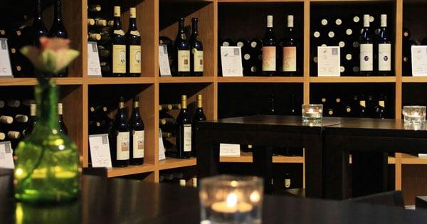 Weinverkostung in Seligweiler
